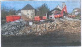 Chantier UEM – Désamiantage et démolition de deux bâtiments