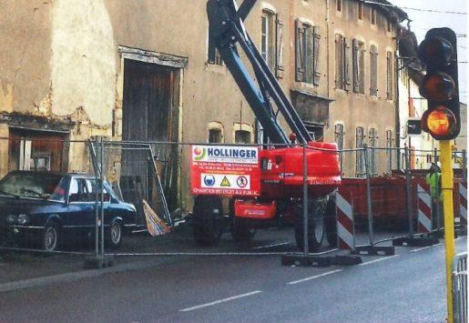 SCB CONSTRUCTIONS – Travaux de démolition d'une maison