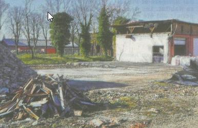 Travaux de déconstruction de bâtiments – Montigny les Metz