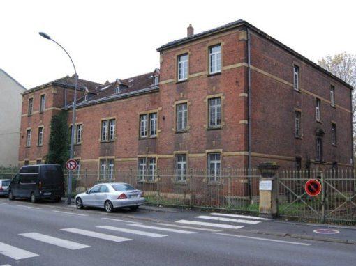 Nos travaux de déconstruction quartier Lizé à Montigny-Lès-Metz